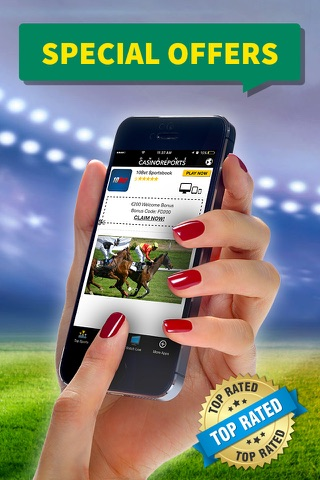 Sports Betting Bookies - Your Local Sportsbook - náhled