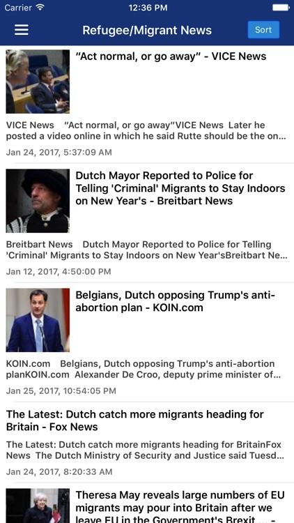 Dutch News in English Pro