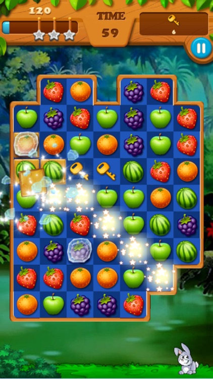 Fruits Legend - Match 3 Splash Game screenshot-4