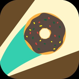 Crazy Donut Escape From Food World