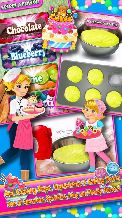 Candy Dessert Bakery Shop Make & Cook screenshot four