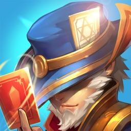超神联盟-卡牌大师!全民荣誉英雄军团战