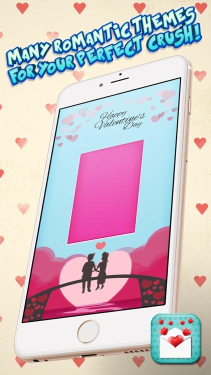 Valentine's Day Love Cards & Invitation Maker