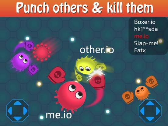 boxer.io - punch io game-ipad-0