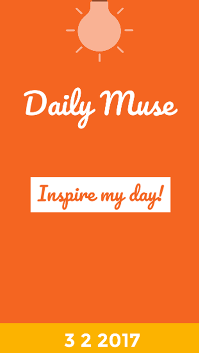Daily Muse screenshot one