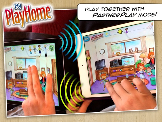 My PlayHome Screenshots