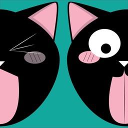 Kawaii Cats Sticker Pack