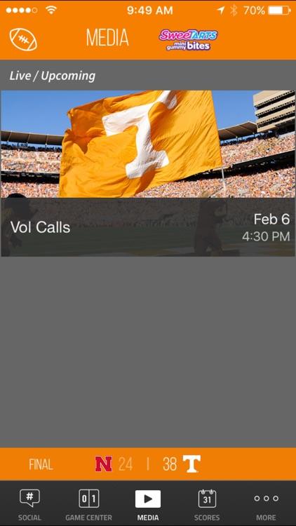 Tennessee Volunteers Gameday screenshot-3