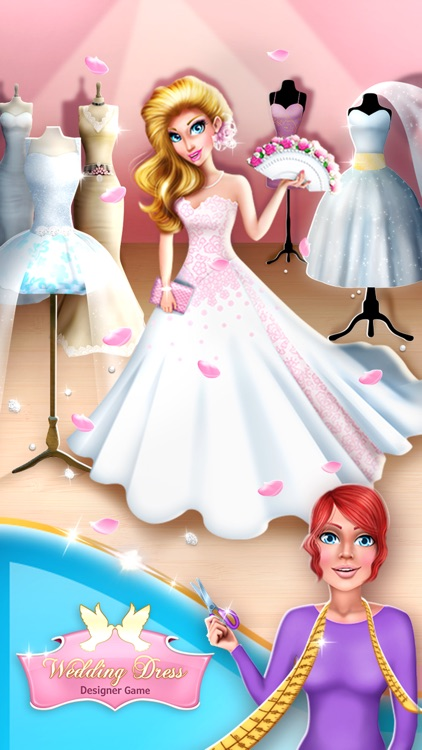 Wedding Dress Designer Game Fashion Studio By Milos Veljkovic