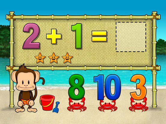 Monkey Math School Sunshine-ipad-0