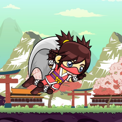Super Japan - Addicting Ninja Jump Game for Girls