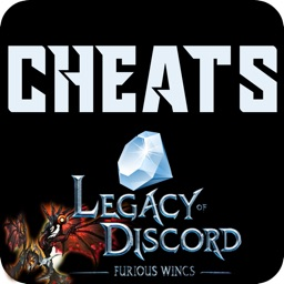 Cheats For Legacy of Discord - Furious Wings