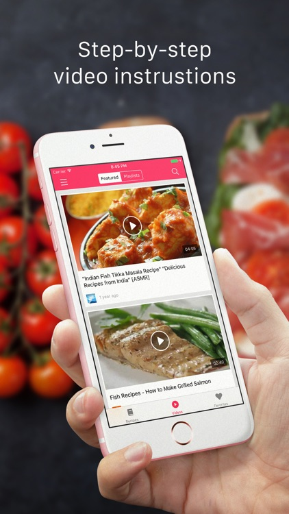 Fish Recipes: Healthy recipes & cooking videos