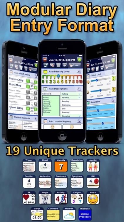 Chronic Pain Tracker
