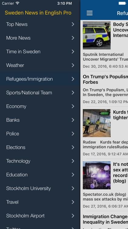 Sweden News & Swedish Info in English Pro