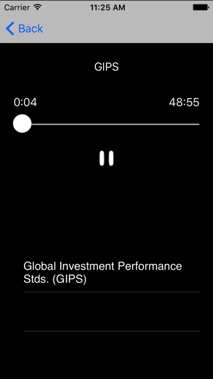 L1 CFA® Exam Audio Series screenshot-4