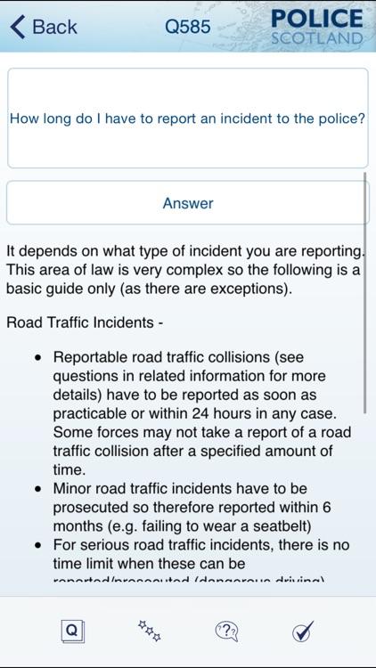 Ask Police Scotland screenshot-3