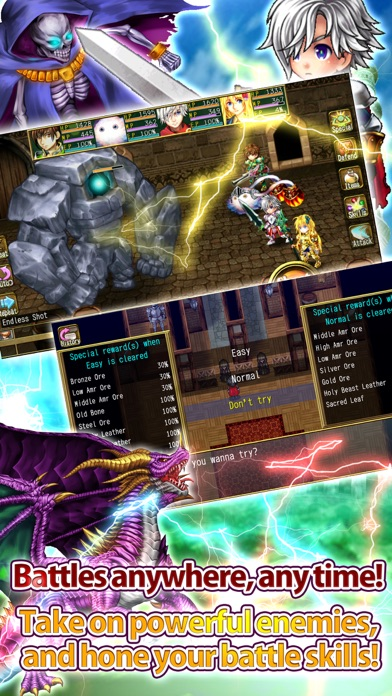 Screenshot from RPG Fairy Elements