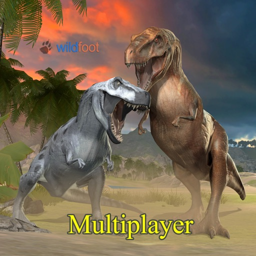 T-Rex World Multiplayer
