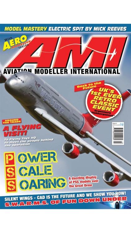 Aviation Modeller International Magazine screenshot-4