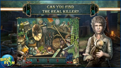 Grim Facade: Monster in Disguise - Hidden Objects screenshot 2