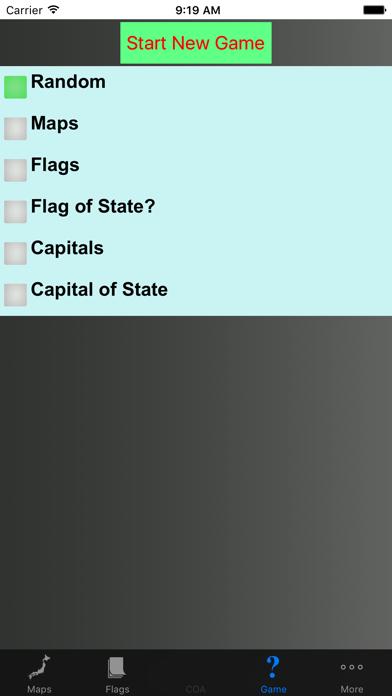 Japan Prefecture's Maps, Flags & Capitals screenshot four
