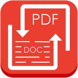 PDF Converter - Document to PDF and PDF Merger