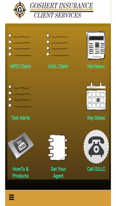 GILLC Services screenshot one
