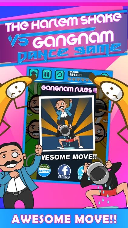The Harlem Shake vs Gangnam Dance Game screenshot-3