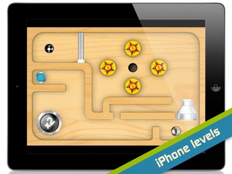Labyrinth 2 HD Lite screenshot-4