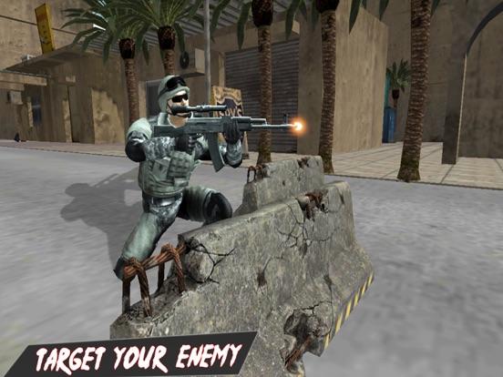 Modern Fatal Commando in Top Ambush 3d screenshot 10