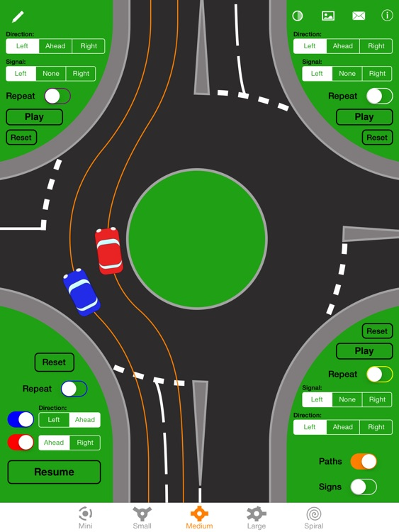 Learn To Drive: Roundabouts