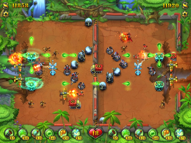 Fieldrunners for iPad screenshot-3