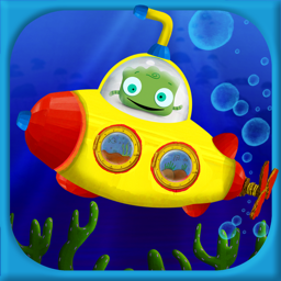 Ícone do app Tiggly Submarine
