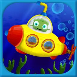 Ícone do app Tiggly Submarine