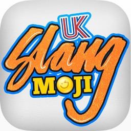 UK Slangmoji - UK slang emojis & emoji keyboard