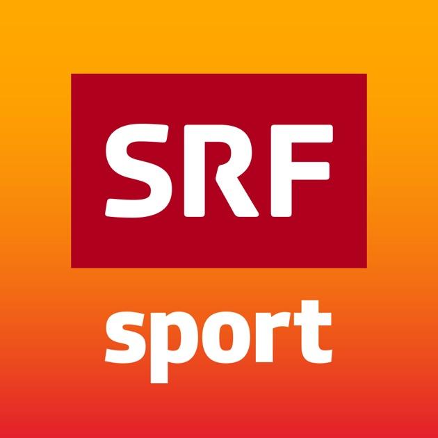 """SRF Sport – Resultate, Videos, Livestreams"" im App Store"