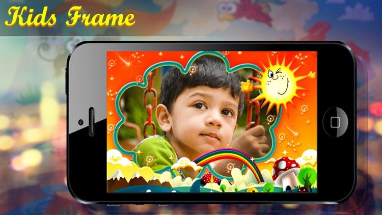 Insta Kids Frame screenshot-3