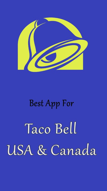 Best App For Taco Bell Locations screenshot-0