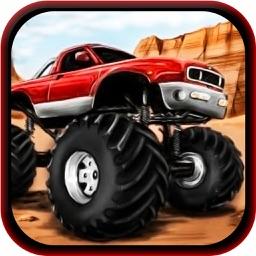 Real Monster Truck Racing Drift