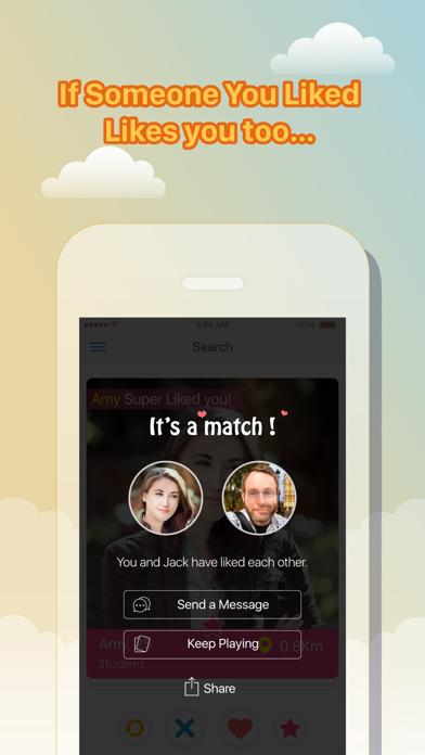 Love in Master - Meet thousands of postgraduates screenshot two