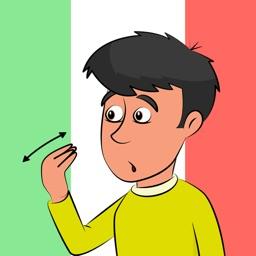 Italian Gestures - Speak with your Hands