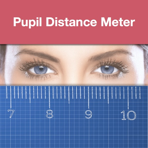 Pupil Distance Meter SE - simple PD photo measure
