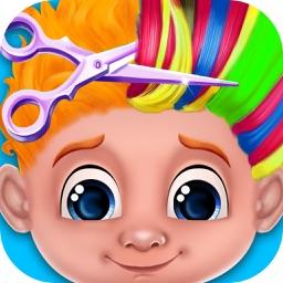 Hair Salon - Cut & Make Stylish Hair Kids Game