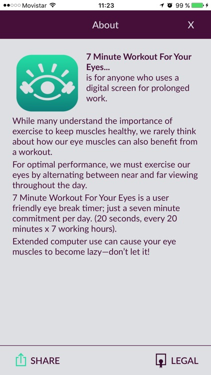 7 Minute Workout For Your Eyes