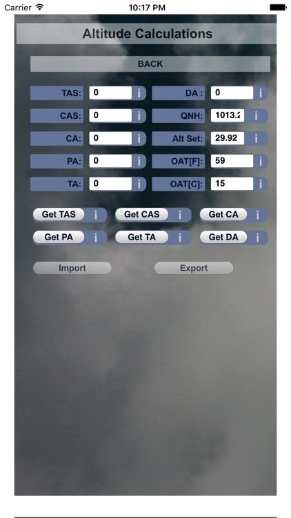 Aviation NavCalc