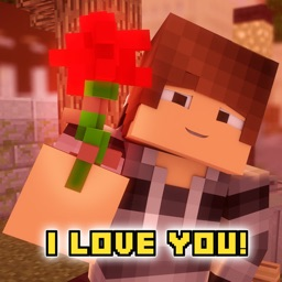 Valentine's Day And Love Skins For Minecraft PE