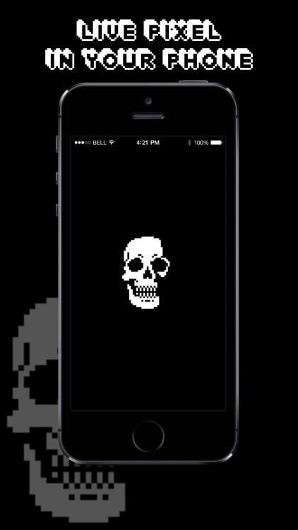 Craft Pixel Live Wallpapers screenshot-6