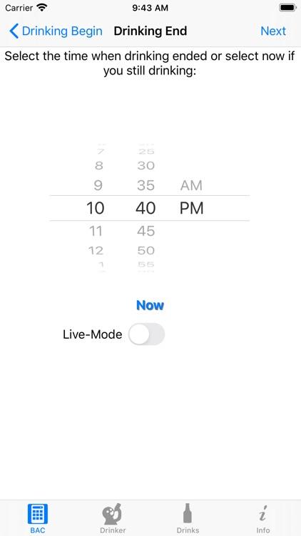 iBAC Calculator screenshot-6