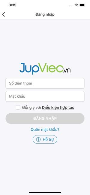 Nhân viên JupViec.vn